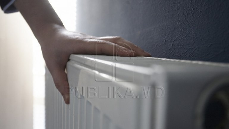 Amounts Chisinau dwellers will pay for centralized heating