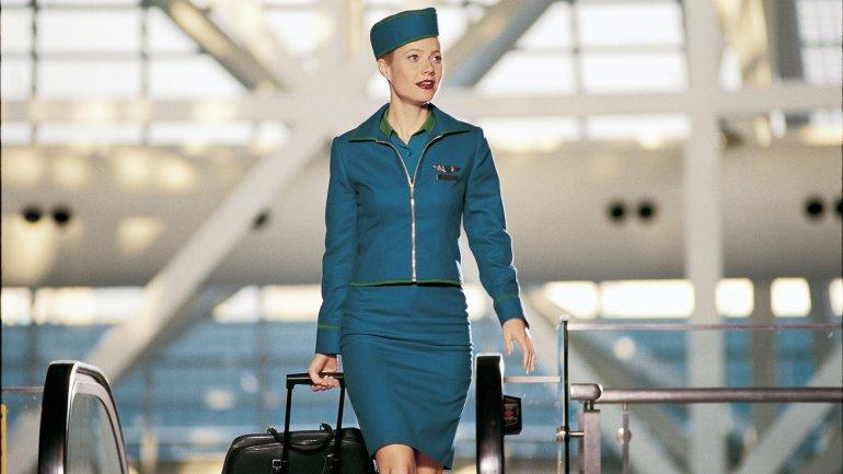 Flight attendant career training in Capital