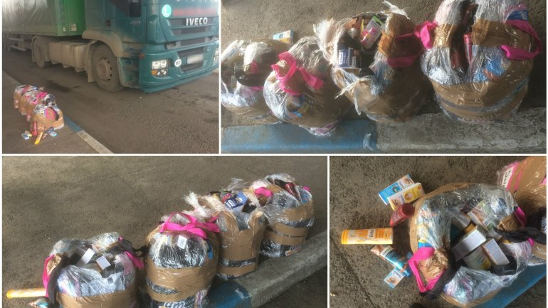 Three attempts of smuggling of commercial goods stopped by customs officers (PHOTO)