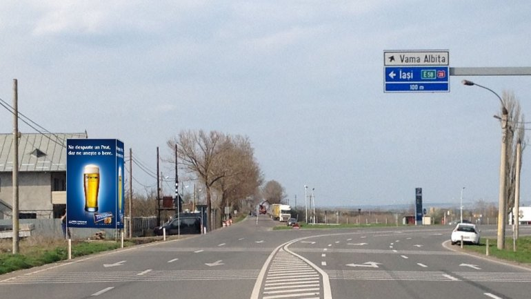 Moldovan detained after trying to illegally cross Albita border crossing point