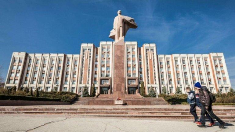 Tiraspol regime sets maximum security regime at would-be borders