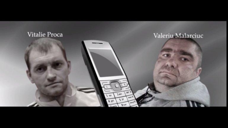 Details in case of phone talks between politician Renato Usatii and killer Vitalie Proca (VIDEO)