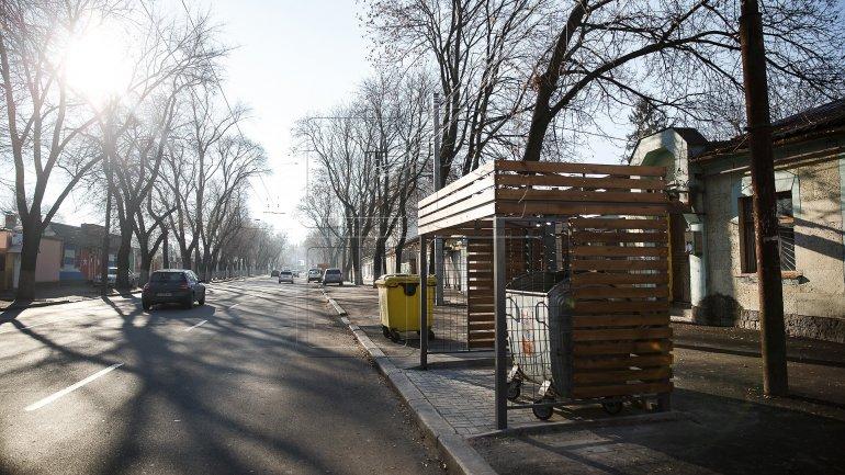 New waste storage platforms in Capital (PHOTOREPORT)