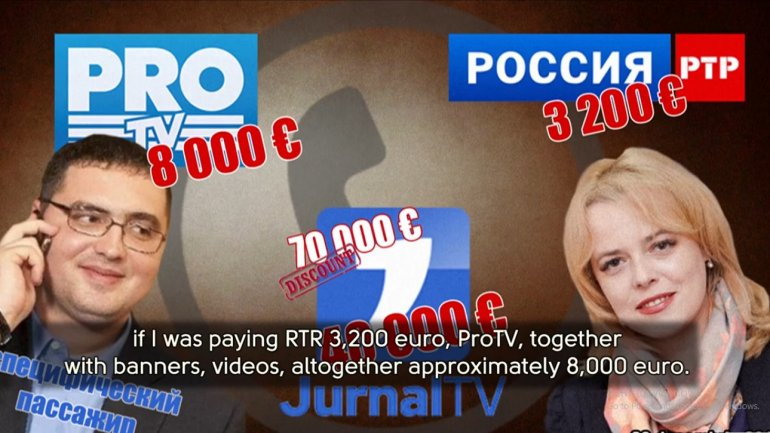 Renato Usatii, Skype call tapping: Jurnal TV asked 40,000 euro for my promotion