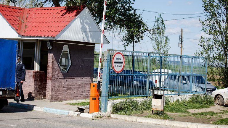 Truck trailer searched by Slovak authorities detained at Leuseni customs point