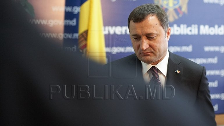 Vlad Filat requests reinvestigation and to be cleared of all charges