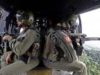 Venezuela helicopter crash survivors rescued after six days