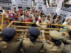 Teenage girl's ears are cut off while being gang-raped in latest sex attack in India