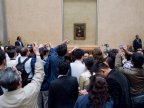 Louvre blames fall in visitor numbers on terrorism fears