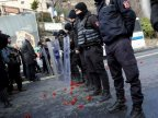 Nightclub attack: Istanbul police continue search