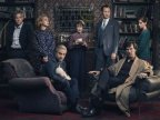 Sherlock writer Mark Gatiss answers critic in verse