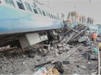 India train crash leaves 36 dead and many injured