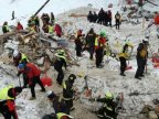 Five bodies found, 15 still missing in Italy hotel avalanche