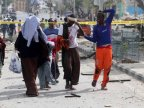 10 dead, more than 50 wounded in double attack at Mogadishu hotel (VIDEO)