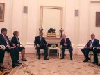 Putin makes economic relation with Moldova DEPENDENT on Chisinau's trade deal with EU