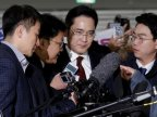 South Korea prosecutor to decide on Samsung leader's arrest warrant (VIDEO)