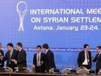Syria peace talks start in Kazakhstan (VIDEO)