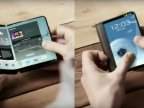 Samsung foldable phone could become reality this year
