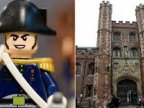 Cambridge University set to have a Lego professor
