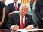 Trump signs executive order to slash regulations