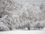 Moldova covered in a new layer of snow. Meteorologists' data