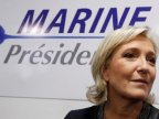 Polls show Marine Le Pen becomes most popular ahead of French presidential elections