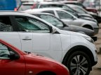 Survey: Number of newly registered cars in Moldova suddenly rose