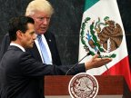 Mexico's President cancels meeting with U.S. counterpart. Won't pay for wall