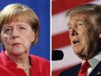 Merkel, Trump to speak about Russia over weekend
