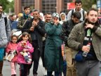 Germany's population rises due to migrant influx