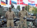 U.S. soldiers, military equipment arrive in Poland to deter possible Russian aggression