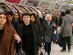 Travel chaos across London as Underground staff strike (VIDEO)
