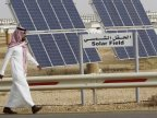Despite being biggest oil producers in world, Saudis turn to solar power