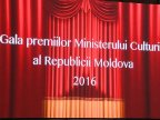 Artists honored at gala organized by Ministry of Culture