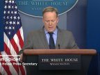 White House press secretary attacks media for accurately reporting inauguration crowds