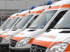 Ambulance on emergency call collided with another car in Chisinau