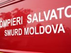 Smurd emergency team managed intervention in north of Moldova