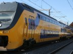 Dutch trains use but wind power