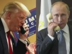 What did Trump and Putin talk about?