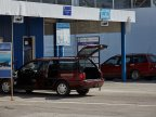 Moldovans heading to Romania had to queue in customs, several drivers turned back