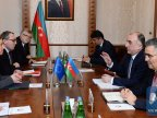 Azerbaijan discusses with EU ways of expanding cooperation