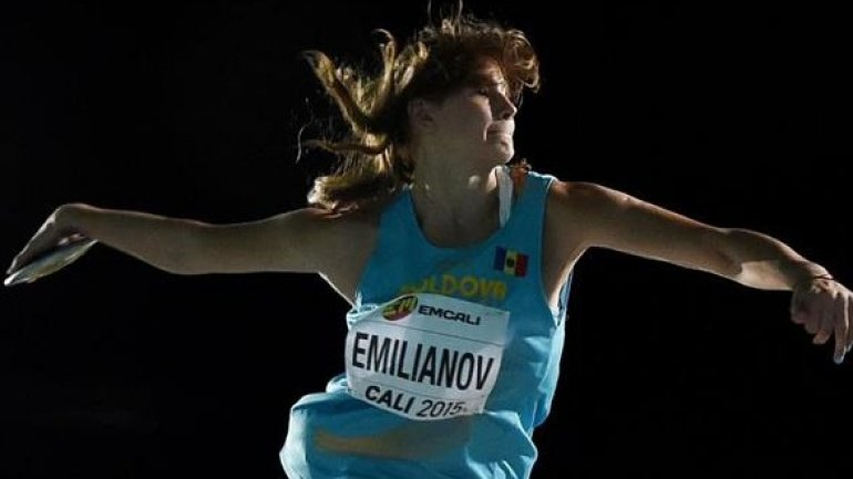Inspiring next generation. Athlete Alexandra Emilianov to face new challenge