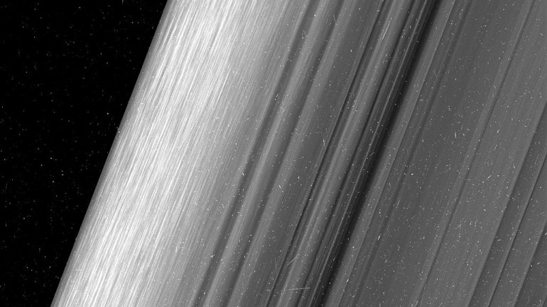 NASA: Saturn's rings could contain millions of 'moonlets'