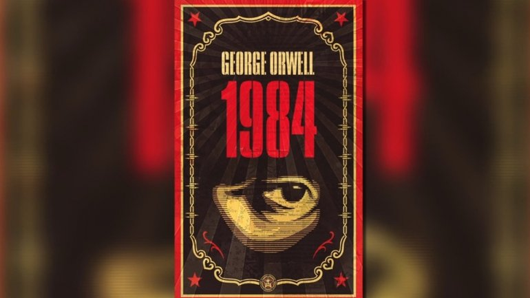 George Orwell's '1984' hits bestseller list again in 2017