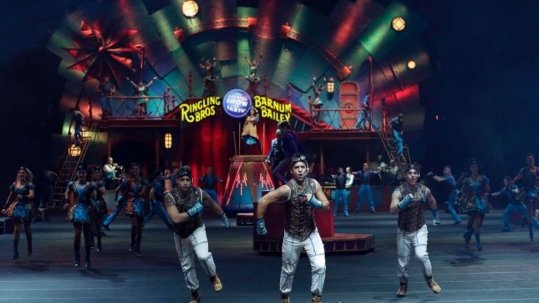 """Ringling Bros circus to close """"Greatest Show on Earth"""" after 146 years"""