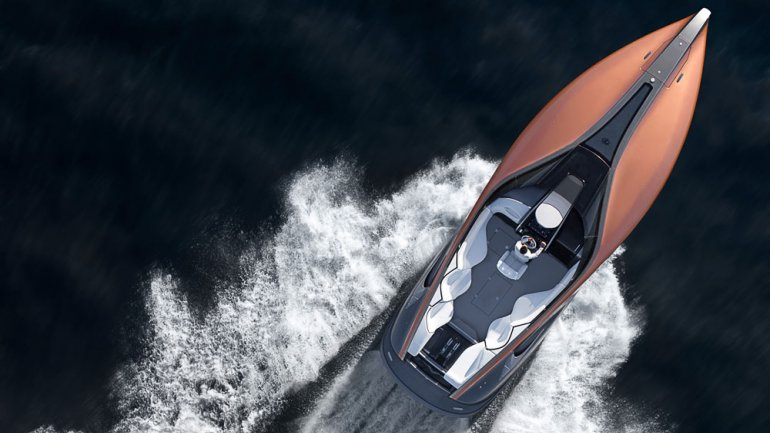 The Lexus Sport Yacht concept debuts in Miami beach (PHOTO/VIDEO)