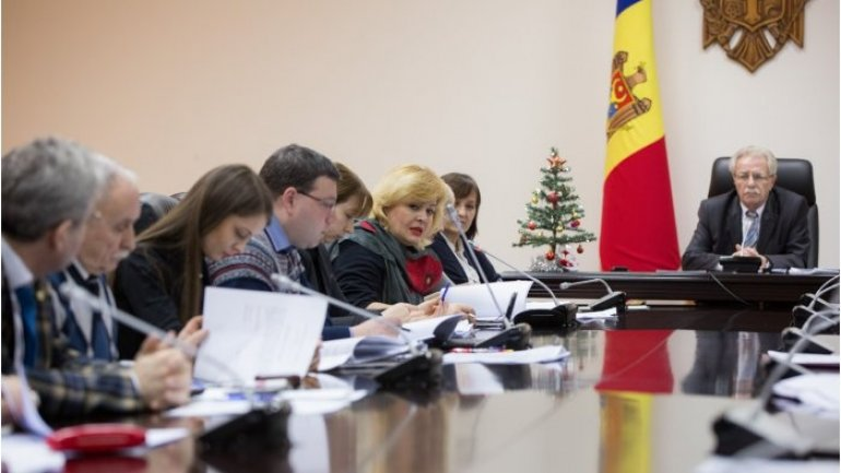 Representatives of physicians', pharmacists' public associations hold public discussions at Moldovan government