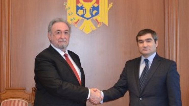 Deputy Minister of Foreign Affairs and European Integration receives Macedonian ambassador on farewell visit