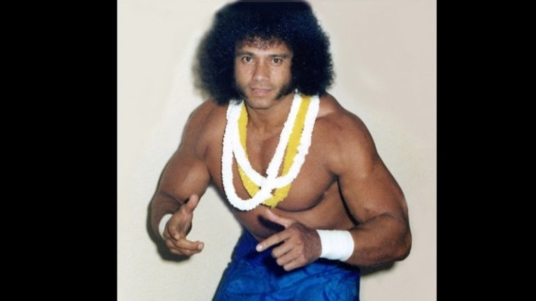 "WWE legend Jimmy ""Superfly"" Snuka dies at 73"