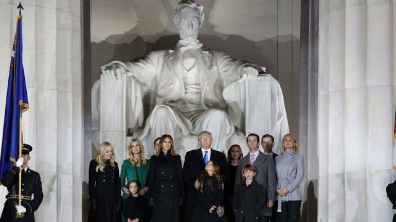 Donald Trump's presidential inauguration at the White House. Everything you need to know (PHOTO/LIVE)
